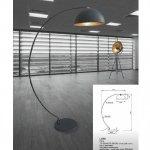 Lampa podłogowa Luzia